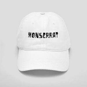 Monserrat Faded (Black) Cap