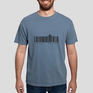 Bar Code Jesus Saves T-Shirt