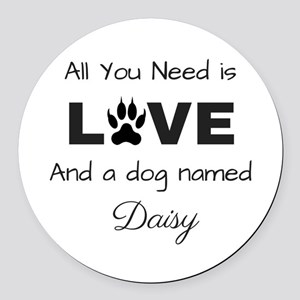 All you need is love and a dog named Daisy Round C