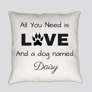 All you need is love and a dog named Daisy Everyda
