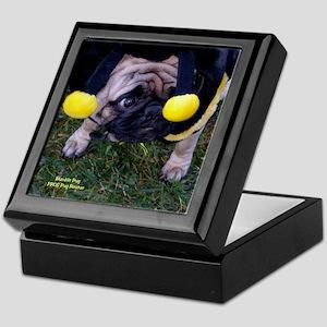 BumblePug Keepsake Box
