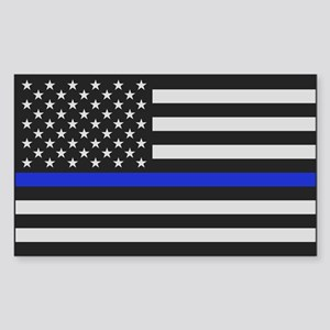 Blue Lives Matter  Pro Police Sticker c12b3cd2ba03