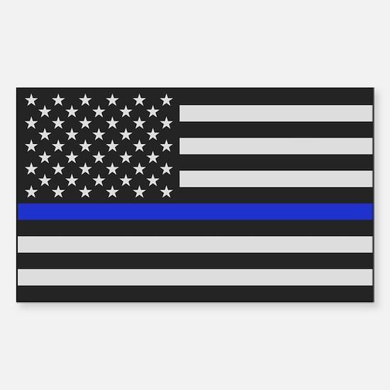 Blue Lives Matter: Pro Police Decal