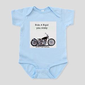 ride a rigid Infant Creeper
