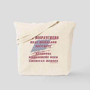 National Dispatchers Week Tote Bag