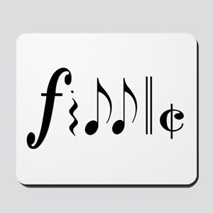 Great NEW fiddle design! Mousepad
