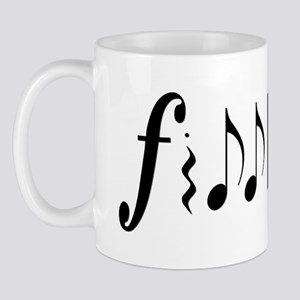 Great NEW fiddle design! Mug