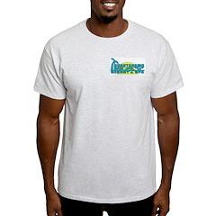 Guantanamo Bay (Gitmo) Ash Grey T-Shirt