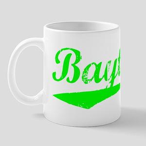 Vintage Baytown (Green) Mug