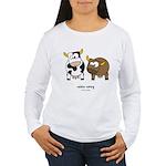 udder envy Women's Long Sleeve T-Shirt