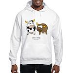 udder envy Hooded Sweatshirt