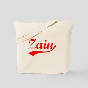 Vintage Zain (Red) Tote Bag