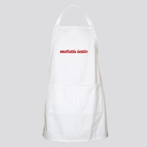 Amateur Radio Heart Design Light Apron