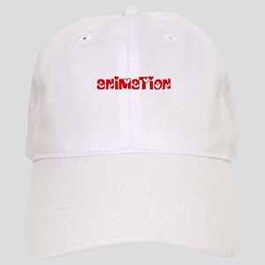 Animation Heart Design Cap