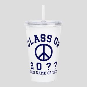 Class of 20?? Acrylic Double-wall Tumbler