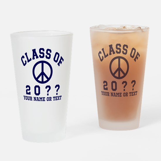 Class of 20?? Drinking Glass