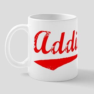 Vintage Addison (Red) Mug