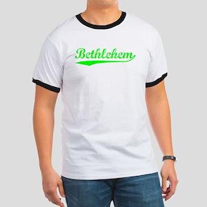 Vintage Bethlehem (Green) Ringer T