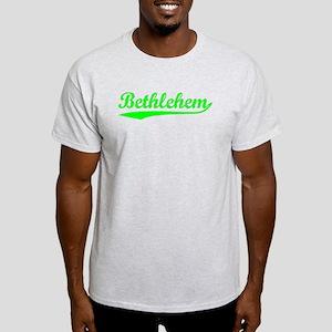 Vintage Bethlehem (Green) Light T-Shirt