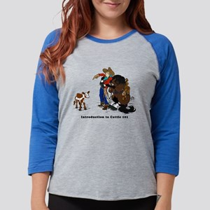 Horse Intro to Cows Long Sleeve T-Shirt