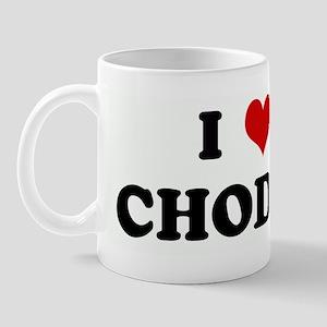 I Love CHODES Mug