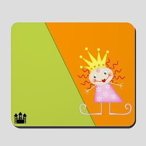 PrinsessePrins Mousepad