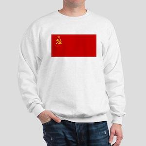 Soviet Flag Sweatshirt