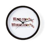 VHLinks.com/VHForums.com Wall Clock