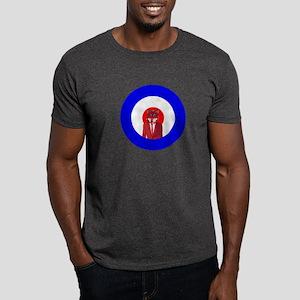Mod Wolf/The Mighty Boosh Dark T-Shirt