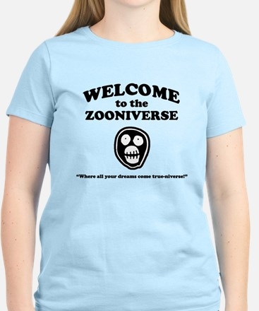Zooniverse/The Mighty Boosh Women's Light T-Shirt