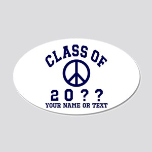 Class of 20?? Wall Decal