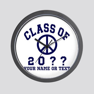 Class of 20?? Wall Clock