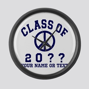 Class of 20?? Large Wall Clock