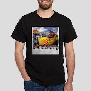 hot rod kitty Ash Grey T-Shirt