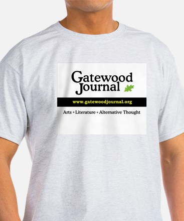 Gatewood Journal T-Shirt (ash grey)