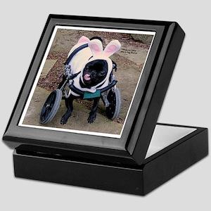 Daisy Bunny Keepsake Box