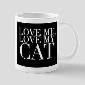 Love My Cat Mug