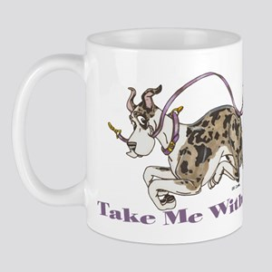NMtMrl Take Me Mug