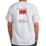 FranconiaBeerGuide.com Ash Grey T-Shirt