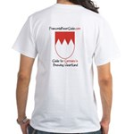 FranconiaBeerGuide.com White T-Shirt
