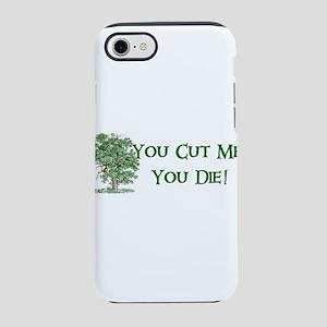 Cut Me You Die iPhone 8/7 Tough Case
