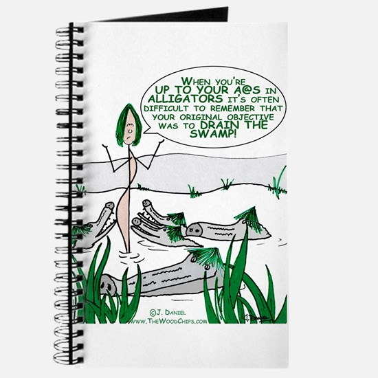 Alligators-Gal Journal