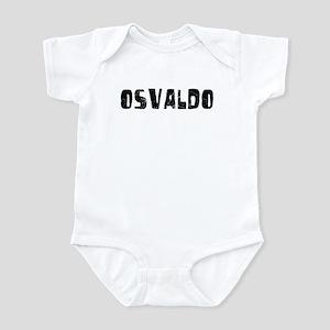 Osvaldo Faded (Black) Infant Bodysuit