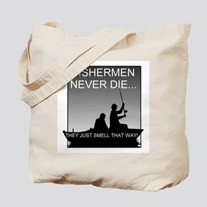 Fishing! Tote Bag