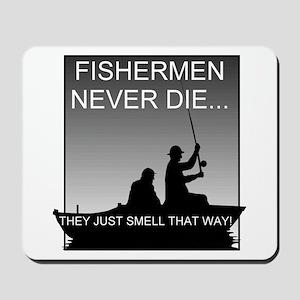 Fishing! Mousepad