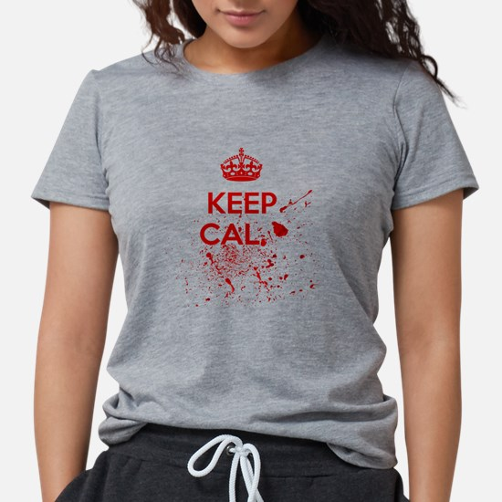 Keep Calm Blood T-Shirt