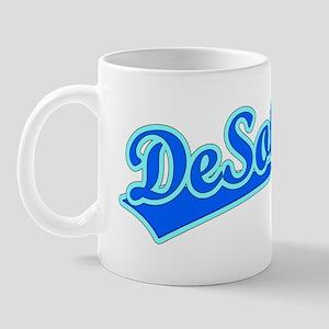 Retro DeSoto (Blue) Mug