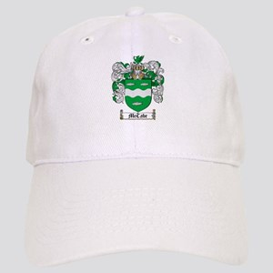 McCabe Family Crest Cap