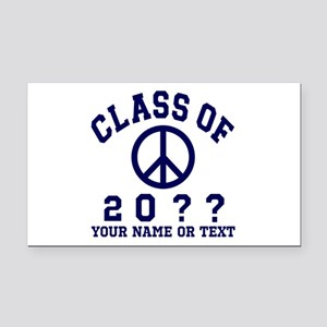Class of 20?? Rectangle Car Magnet