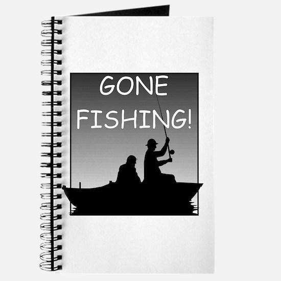 Gone Fishing! Design Journal